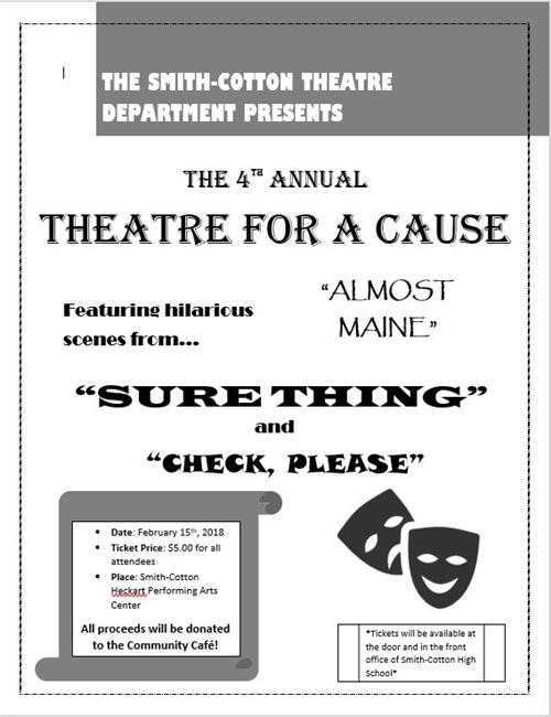 Theatre for a Cause
