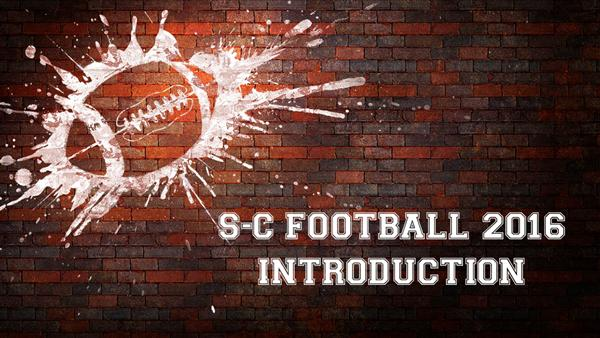 2016 Football Introduction