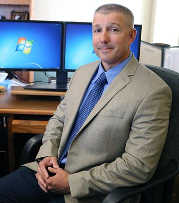 Mr. Chris Pyle, Assistant Superintendent