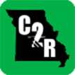 Courage2Report Missouri logo