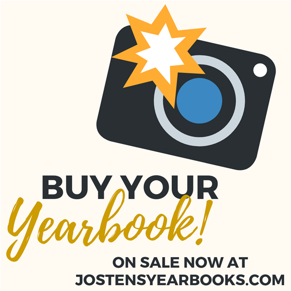 buy your S-C Yearbook online at www.jostensyearbooks.com