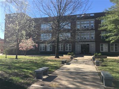 Smith-Cotton Junior High School / Welcome