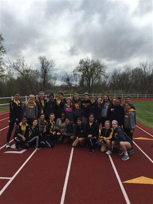 Clawson Relays Champions